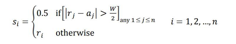 color slicing cube formula