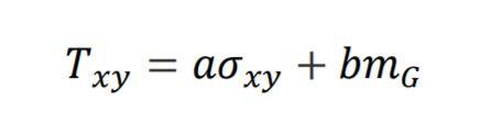 Threshold formula for adaptive thresholding