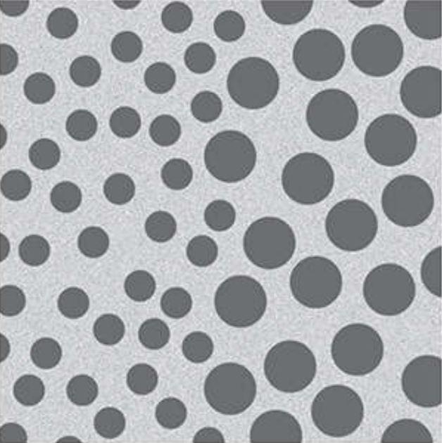 Texture segmentation example image